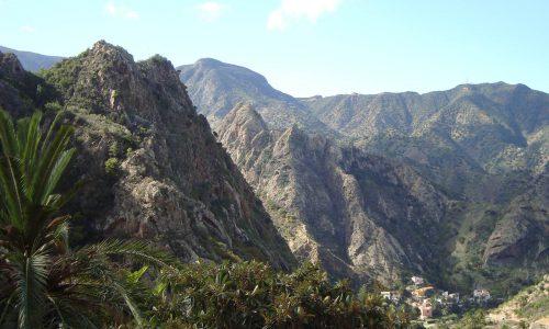 El Cabezo, La Soquilla und Los Chapines